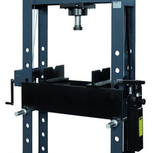 Heavy Duty Hydraulic Presses for Truck and Bus Workshops