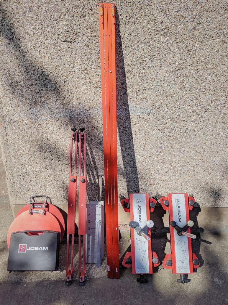 Used Josam Equipment
