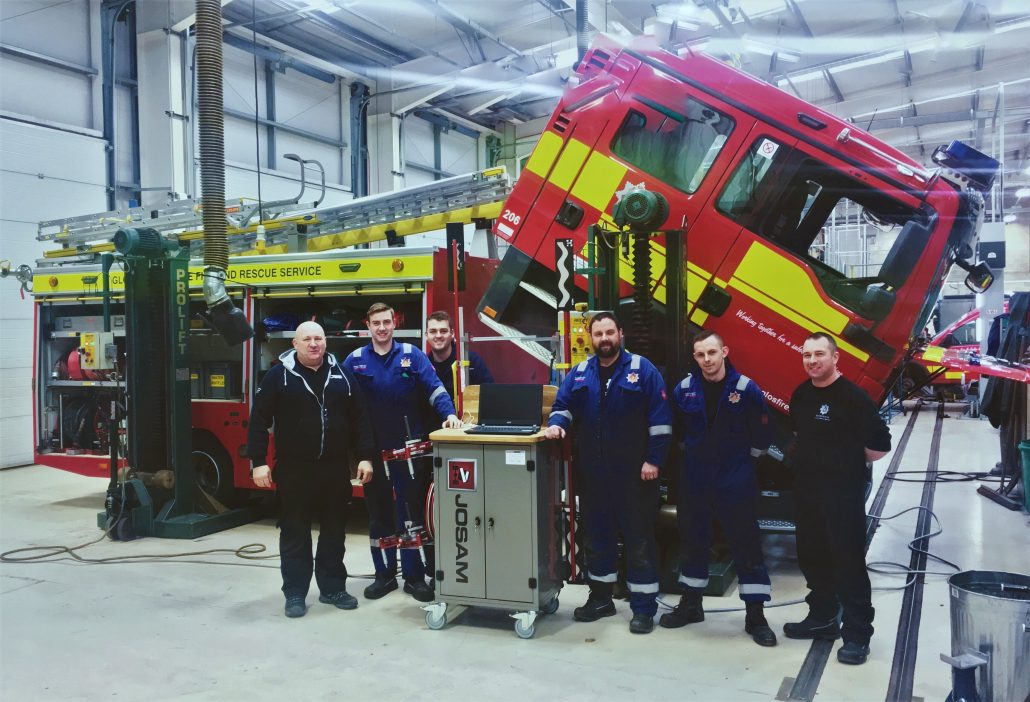 Fire service aligns safety and savings as workshop investment pays off