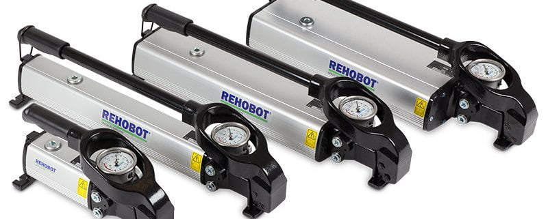 Rehobot hydraulic pumps