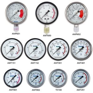 Rehobot Gauges